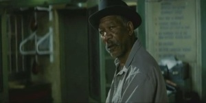 Morgan Freeman Million Dollar Baby
