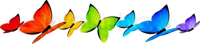 9860717-rainbow-butterflies-border-for-your-design